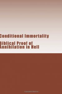 book conditional immortality